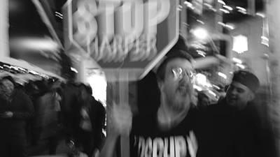 Photograph - Stop Harper by Valentino Visentini