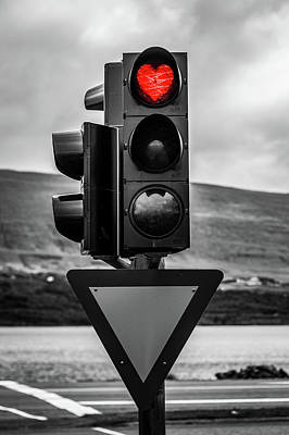 Photograph - Stop Heart by Anthony Doudt