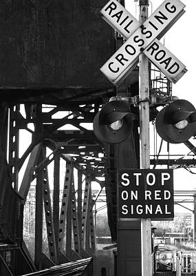 Photograph - Stop by Stewart Helberg