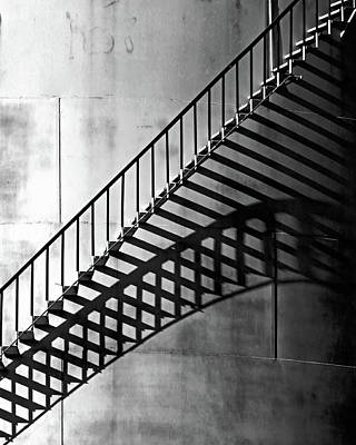 Photograph - Storage Stairway by Christopher McKenzie