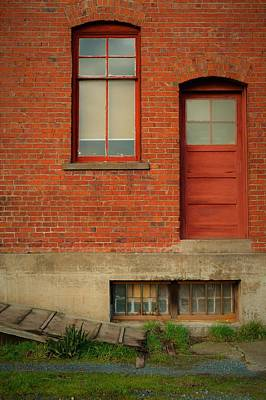Photograph - Stores Building by Cheryl Hoyle