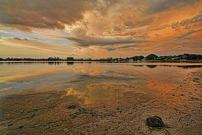 Photograph - Storm Aftermath by HH Photography of Florida