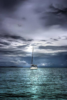 Toro Photograph - Storm Approaching by Dolly Sanchez