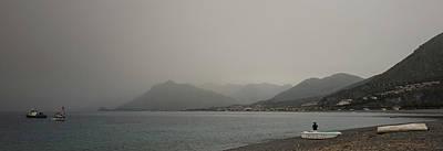 Photograph - Storm Approaching by Jocelyn Kahawai
