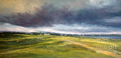 Painting - Storm Approaching by Valerie Travers