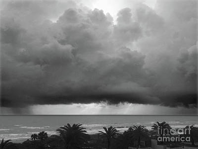 Photograph - Storm Brewing by Mariarosa Rockefeller