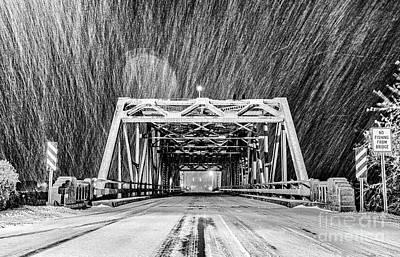 Photograph - Storm Bridge by DJA Images