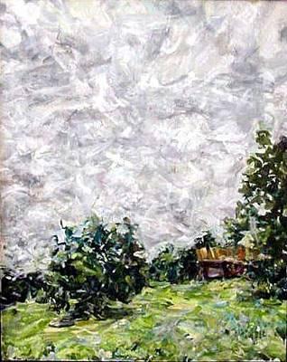 Painting - Storm by Caroline Krieger Comings