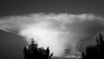 Photograph - Storm Cloud by Juergen Weiss