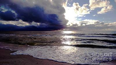 Photograph - Storm Clouds 1 by Vicky Tarcau