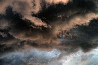 Digital Art - Storm Clouds II by Patrick Groleau