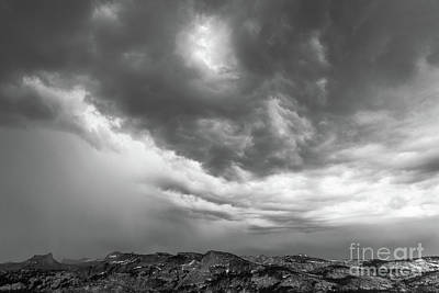 Photograph - Storm Clouds IIi by Sharon Seaward