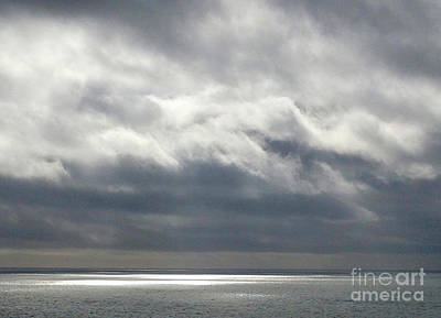 Photograph - Storm Clouds On The Horizon by Joyce Creswell