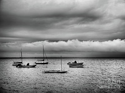 Photograph - Storm Clouds On The Horizon by Mark Miller