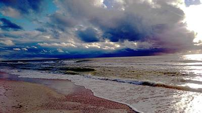 Photograph - Storm Clouds by Vicky Tarcau