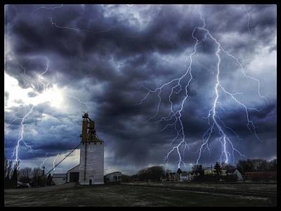 Photograph - Storm  by David Matthews