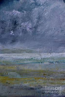 Painting - Storm  Day by Alicia Maury