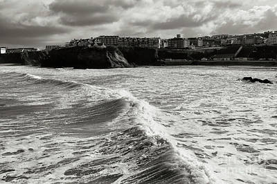 Photograph - Storm Doris by Nicholas Burningham