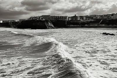 Photograph - Storm Doris by Nicholas Burningham