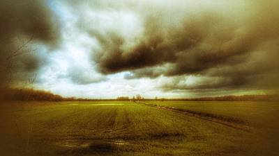 Photograph - Storm Is Coming by Yoursbyshores Isabella Shores