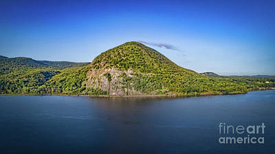 Photograph - Storm King Mountain From Breakneck Ridge by Joe Santacroce