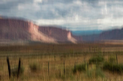 Photograph - Storm Light In The Paradox Valley by Deborah Hughes