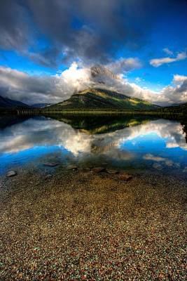 Photograph - Storm Mountain IIi by David Andersen