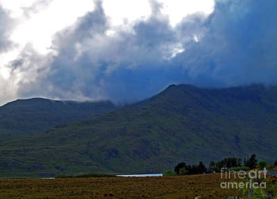 Photograph - Storm On The Horizon In Connemara by Patricia Griffin Brett
