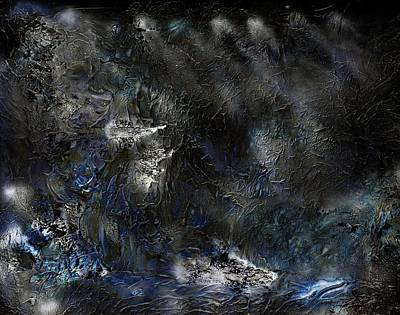 Painting - Storm On The Ocean by Hakon Soreide