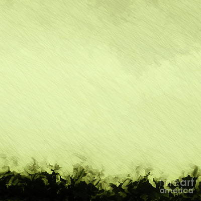 Digital Art - Storm Over A Cornfield 2 by Tim Richards