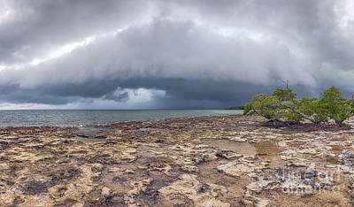 Photograph - Storm Over Bahia Honda by Lynn Palmer