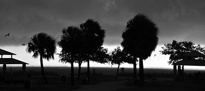 Photograph - Storm Over The Bay by David Lee Thompson