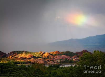 Photograph - Storm Over The Dells by Scott Kemper