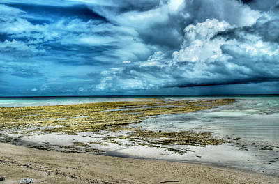 Photograph - Storm Over Yamacraw by Jeremy Lavender Photography