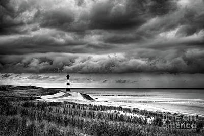 Photograph - Storm Over Zeeland by Daniel Heine