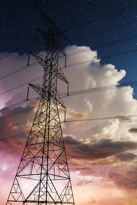 Photograph - Storm Power by Bill Kesler