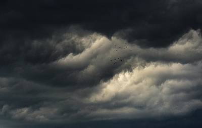 Photograph - Storm Rolling In by Eileen Brymer
