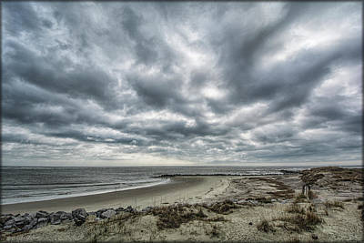 Photograph - Storm Rolling In by Erika Fawcett