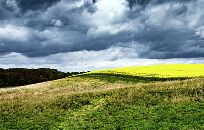 Photograph - Storm Rolling In by Nick Bywater