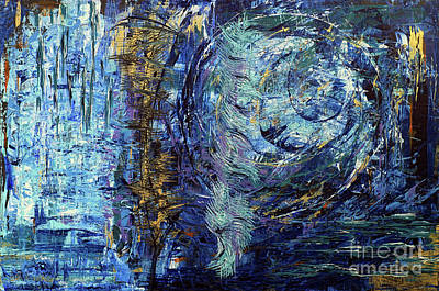 Storm Spirits Art Print