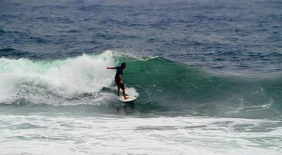 Photograph - Storm Surfing by Pamela Walton