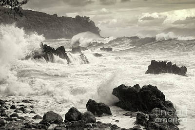 Photograph - Storm Surge by Aaron Whittemore