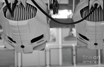 Photograph - Storm Troopers  by John S