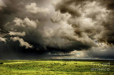 Photograph - Storm Watch 2 by Bob Christopher