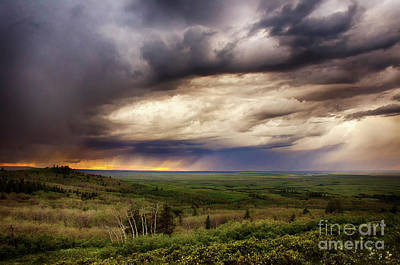 Photograph - Storm Watch 3 by Bob Christopher