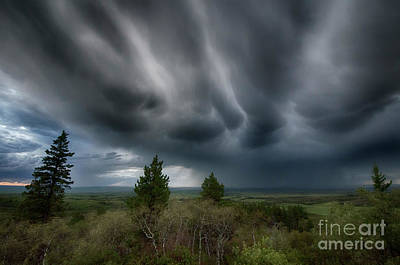 Photograph - Storm Watch 4 by Bob Christopher