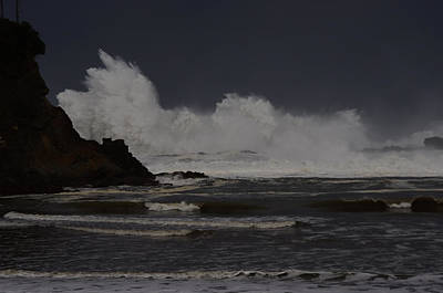 Photograph - Storm Watch by Adria Trail