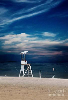 Charlotte Fine Art Photograph - Storm Watch by Carol Deltoro