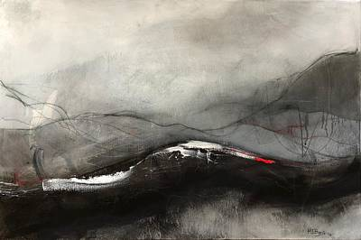 Wall Art - Painting - Storm Weather by Jeanne Byron