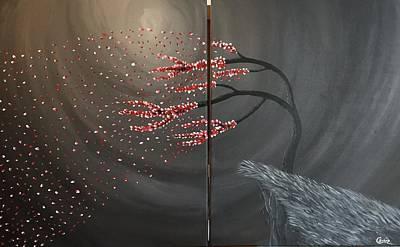 Storm Wind Art Print